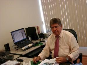 Diretor-Presidente Álvaro Pinto Ricardo Filho - Brasil Logística e Comércio Exterior