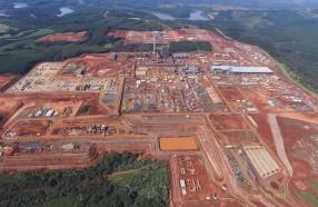 Planta de clorato de sódio no Paraná