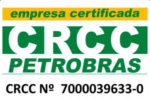 Empresa Certificada CRCC Petrobras