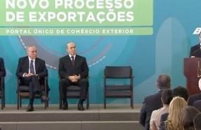 Governo Temer lança processo que simplifica exportações